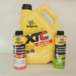 Bardahl XTC 5W40 KIT