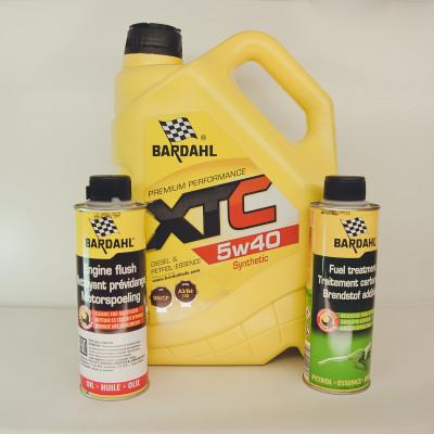 Bardahl XTC 5W40