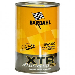 Bardahl XTR C60 RACING 5W50