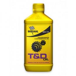 Bardahl T&D OIL 85W140